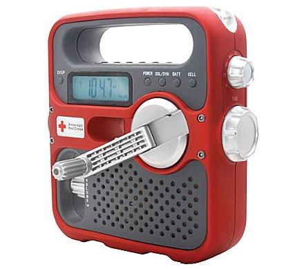 eton american red cross solarlink emergency radio. Black Bedroom Furniture Sets. Home Design Ideas