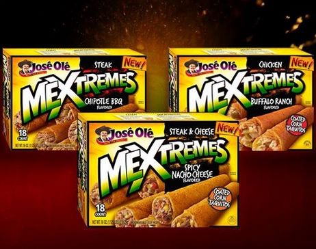 HOT* FREE Jose Ole Mextremes at Safeway!