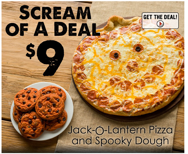 Papa Murphy's Jack-O-Lantern Pizza makes its yearly return for the Halloween season at participating locations. Available for a limited time through October 31, , the pizza features scratch-made dough in the shape of a pumpkin topped with red sauce, whole-milk mozzarella, pepperoni, and .