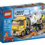 LEGO City Cement Mixer Just $11.99 (down from $19.99)!