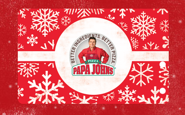 Papa John's Holiday Offer: FREE Large One-Topping Pizza with $25 ...