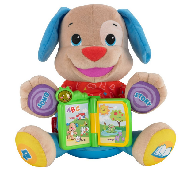 Coupon for fisher price laugh and learn puppy