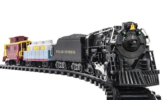 Phenomenal Lionel Trains Polar Express G Gauge Freight Set 89 99 Down From Easy Diy Christmas Decorations Tissureus