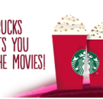 *HOT* FREE $10 Movie Ticket with Any Starbucks Purchase!