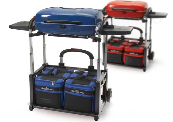 char broil grill2go portable gas grill and cart combo 119