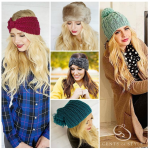 Cents of Style Green Monday Style Steals: 50% off Adorable Winter Hats & Head Wraps!