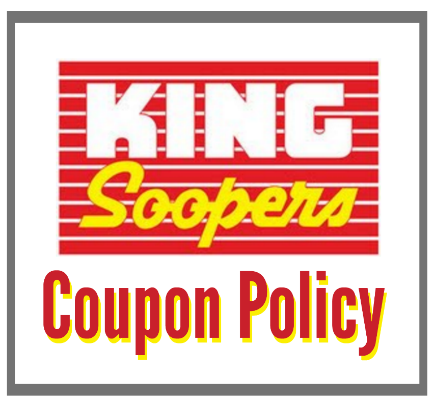 King-Soopers-Coupon-Policy