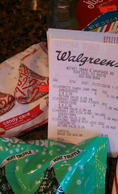 Walgreens After-Christmas 90% off Clearance Deals: Hershey Kisses ...