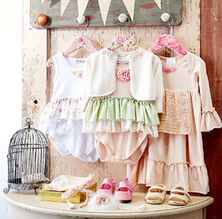 Bargain Blessings Vintage Baby Girl Clothes Sale on