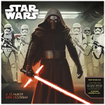 Amazon: 2016 Star Wars Episode VII Wall Calendar Only $3.74!