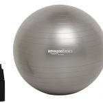 AmazonBasics Balance Balls + Hand Pump for Only $11.89!