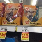 Meow Mix Irresistibles Cat Treats Only $0.50 at King Soopers & Kroger!