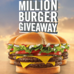 Jack in The Box: Claim One of 1 Million FREE Burgers!