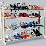 Amazon: Neatlizer Shoe Rack Organizer Storage Bench Just $11.99 (down from $52.67)!