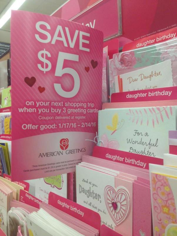 Free american greetings greeting cards after catalina at safeway american greeting cards m4hsunfo