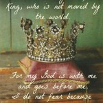 Faithful Friday: Daughter of a King…