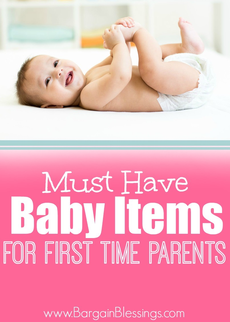 Must Have Baby Items For First Time Parents