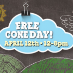 Ben & Jerry's FREE Cone Day Coming Up on April 12th!