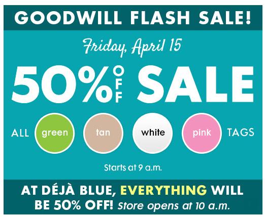 photograph regarding Goodwill Coupons Printable known as Goodwill coupon 50 off