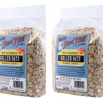 Amazon: 4 Pack of 32oz Bob's Red Mill Rolled Oats for Only $10.53 Shipped!