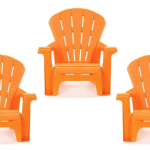 *HOT* Kohl's: 3 Little Tikes Garden Chairs for Just $15.37 Total + FREE Shipping!