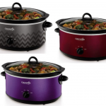 Kohl's:  7-Quart Crock-Pot Slow Cooker Only $17.49 + FREE Shipping!