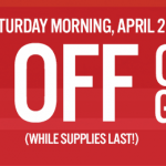 New JCPenney Coupon: Save $10 off $25 In-Store and Online OR 25% off Online!