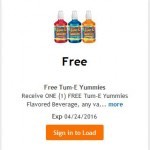 King Soopers & Kroger Friday Freebie: Tum-E Yummies Beverage!