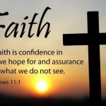 Faithful Friday: What is Faith?