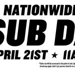 $1 Sub Day at Jimmy John's (April 21st Only)!