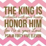 Faithful Friday: You're Beautiful!