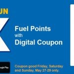 Earn 4X Fuel Points on Gift Cards at King Soopers & Kroger 5/27-5/29!