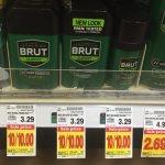 *HOT* FREE Brut Deodorant at King Soopers & Kroger!