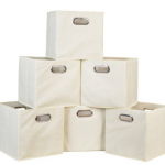 Amazon: 6 Niche Cubo Foldable Fabric Storage Bins Only $13.55!