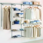 Rubbermaid Custom Closet Deluxe Kit for Just $75.99 + FREE Shipping!