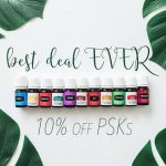 *HOT* 10% off Young Living Essential Oil Premium Starter Kits + A Welcome Package of Freebies + a $10 Amazon Gift Card!
