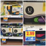 *HOT* FREE U By Kotex Products at King Soopers & Kroger!