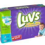 Luvs Diapers As Low As $1.99 at King Soopers & Kroger!
