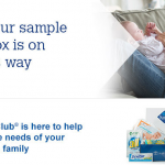 FREE Baby Sample Box from Sam's Club!