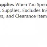 King Soopers & Kroger Digital Coupon: $5 off $20 School Supplies Purchase!