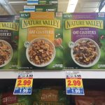 Nature Valley Oat Clusters Cereal Only $0.99 at King Soopers & Kroger!