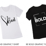 Cents of Style Be T-Shirts for Only $15.95 + FREE Shipping!