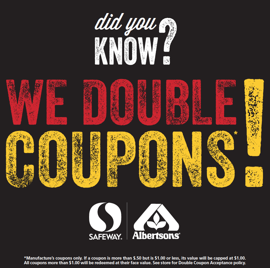 SW Albies Double Coupons