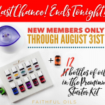 **LAST DAY** Get A $350 Essential Oils Kit for Only $160!