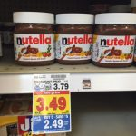 Nutella Hazelnut Spread Only $0.49 at King Soopers & Kroger!