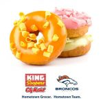 Broncos Win=FREE Donuts at King Soopers Tomorrow (9/26)!