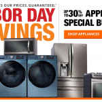 Home Depot 2016 Labor Day Deals!