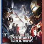 Captain America Civil War Blu-ray, 3D and Digital HD Combo Only $7.96!
