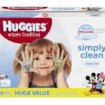 Amazon: Huggies Unscented 792ct Baby Wipes Just $9.95!
