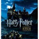 *HOT* Harry Potter Complete 8-Film Blu-Ray Collection For Just $34.49!